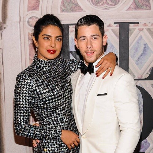 Nick Jonas & Priyanka Chopra Stage Second Wedding Ceremony