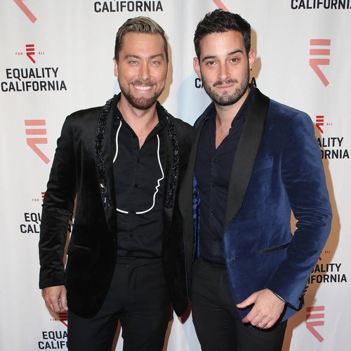 Lance Bass Hoping To Ring In 2019 With Fatherhood News - Music News