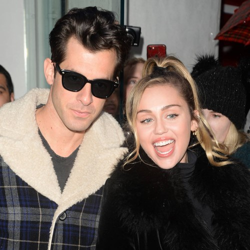 Miley Cyrus Stole Mark Ronson's Shirt After Music Video Shoot