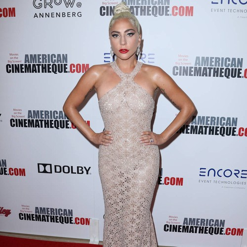 Lady Gaga 'can't Believe' Golden Globe Nominations
