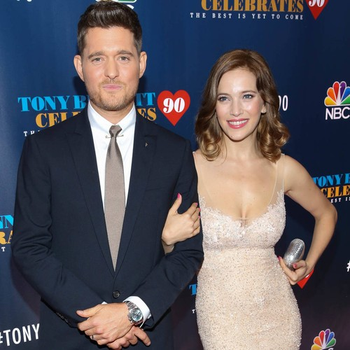 Michael Buble: 'more Babies? That's My Wife's Decision'