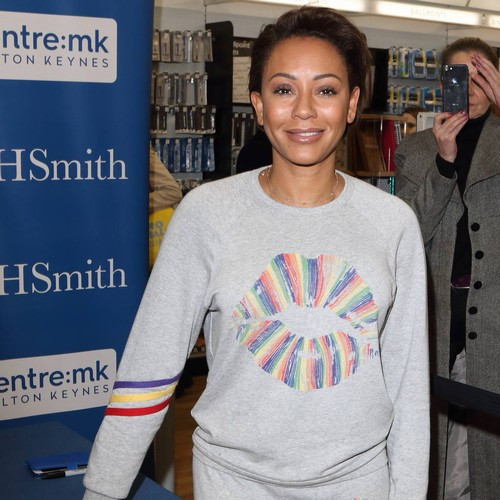 Mel B Breaks Three Ribs And Severs Hand In Mystery Accident