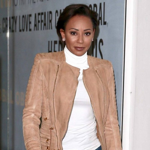 Mel B's Injuries Caused By Fall Down The Stairs