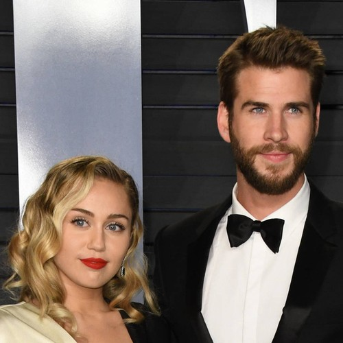 Miley Cyrus And Liam Hemsworth Living In Nashville Following Malibu Fire