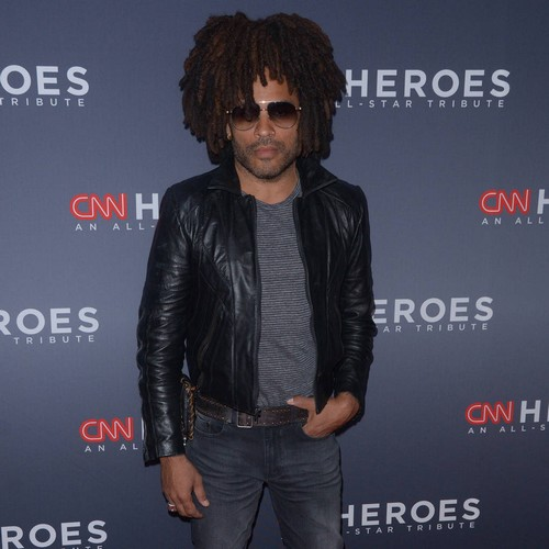 Lenny Kravitz Wore Same Outfit For 30 Days In A Row