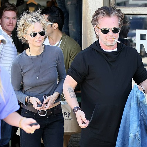 Engaged John Mellencamp Knows He's 'not The Easiest' To Get Along With