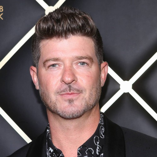 Robin Thicke Wants To Rebuild Malibu Home To Regain Memories