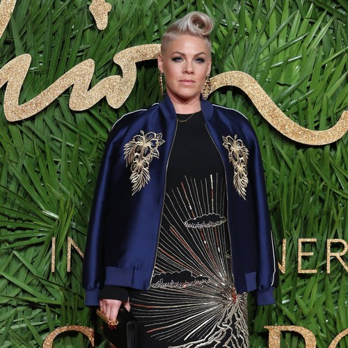 Pink Blasts Parent Shamer For Criticising Husband Carey Hart