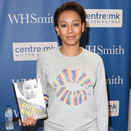 Mel B: 'last Christmas Was A Very Dark Time For Me'