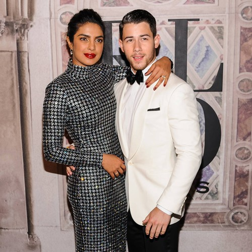 Nick Jonas And Priyanka Chopra Host Third Wedding Party