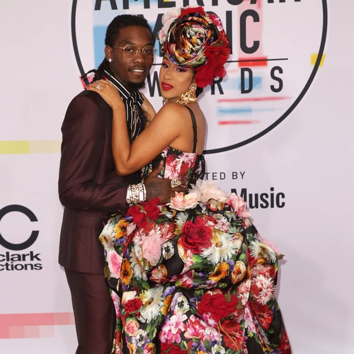 Cardi B Reunites With Offset In Puerto Rico