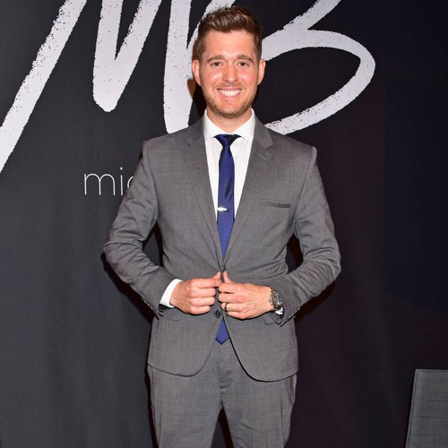 Michael Buble: 'christmas Is About Excess!'
