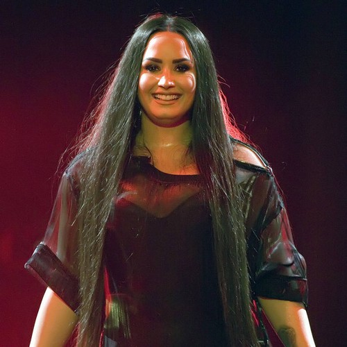Demi Lovato: 'i'm Sober And Grateful To Be Alive'