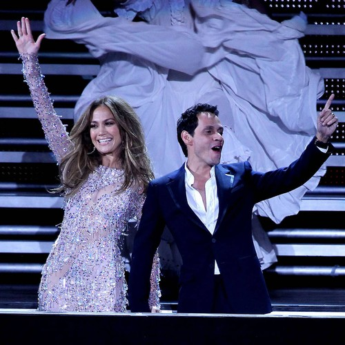 Marc Anthony Gave Jennifer Lopez Confidence Boost When She Needed It The Most