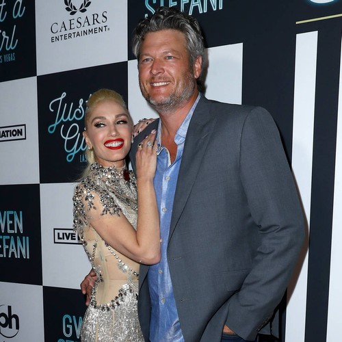 Gwen Stefani: 'making A Video With Blake Shelton Was The Best Present!'
