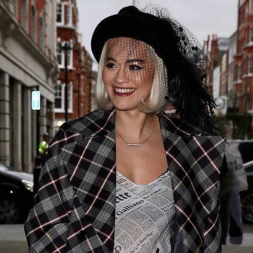 Rita Ora: 'i'm Nervous All The Time And Never Satisfied'