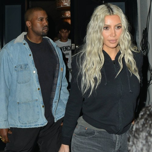 Kanye West Predicted Kim Kardashian Would Have 'nip Slip' At Christmas Party - Music News