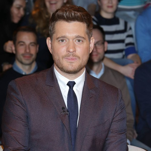 Michael Buble Wary Of Using Son's Cancer Experience To Help Others