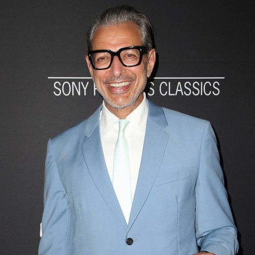 Jeff Goldblum: 'jazz Career Wasn't Planned'