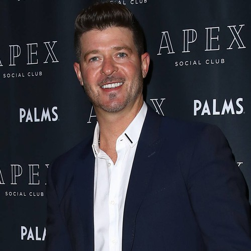 Robin Thicke Tackles Personal Lows In New Track Testify