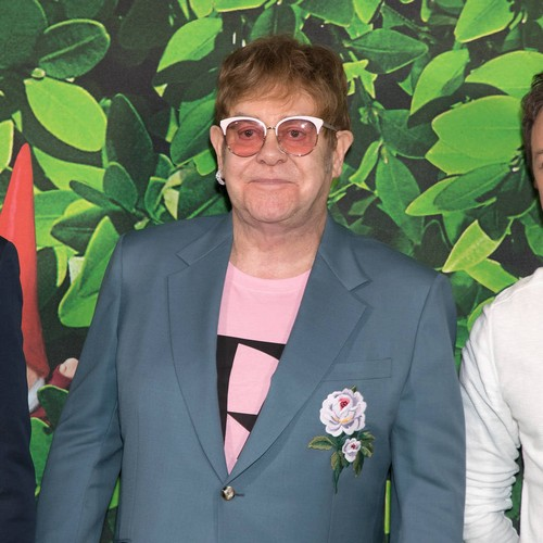 Elton John Begins 2019 With Aids Charity Plea