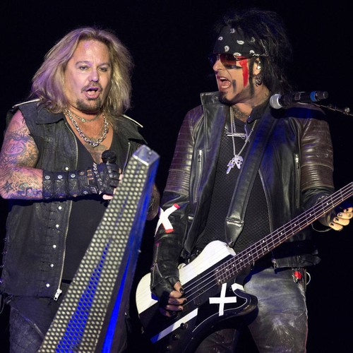 Motley Crue Tease Super Bowl Treat For Fans