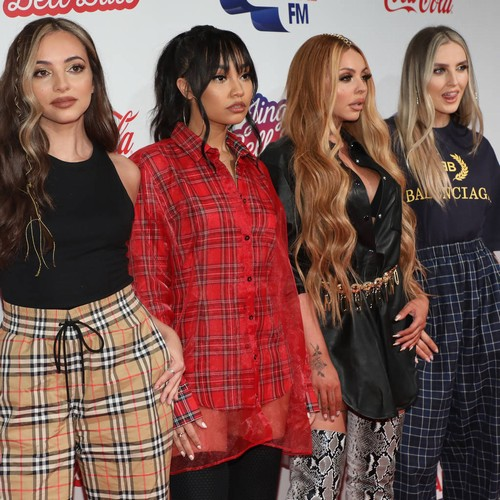 Little Mix Thank Ariana Grande For Standing Up To Piers Morgan