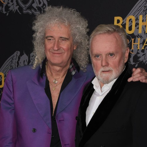 Brian May And Roger Taylor Revel In Bohemian Rhapsody's Golden Globes Win