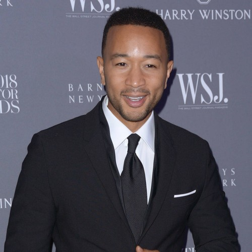 John Legend Defends Harvey Weinstein Photograph Following R. Kelly Documentary