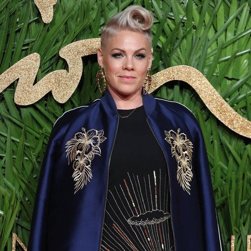 Pink Would Love For Kids To Take Over Wine Business - Music News
