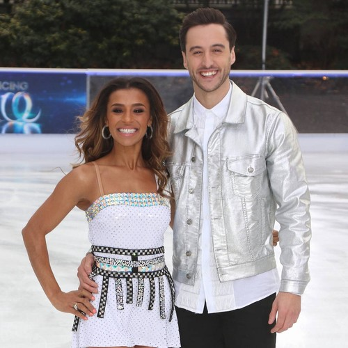 Melody Thornton Suffered 'shock' Face-plant While Rehearsing For Ice Skating Show