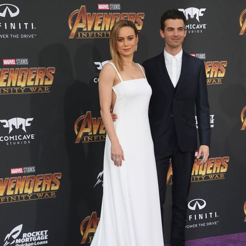 Brie Larson Splits From Alex Greenwald - Report