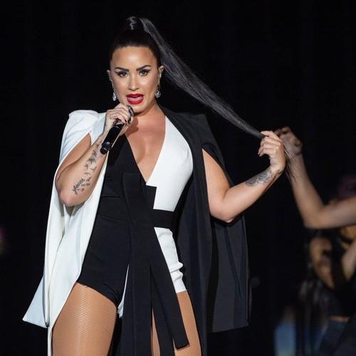Demi Lovato Serves As Bridesmaid For Best Friend And Former Babysitter
