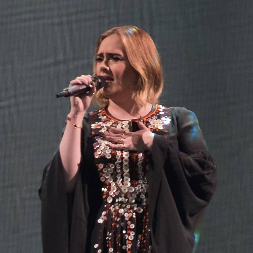 Adele Transforms Into June Carter Cash For Latest Fancy Dress Costume