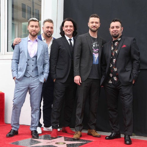 Joey Fatone On *nsync Las Vegas Residency: 'never Say Never!'