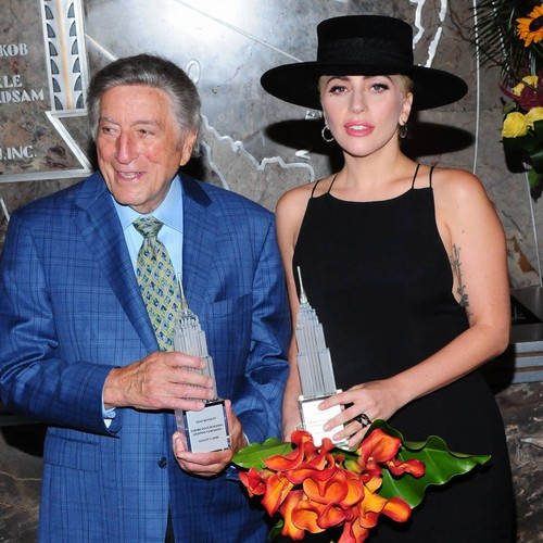 Lady Gaga Joined By Tony Bennett For First Jazz & Piano Las Vegas Show