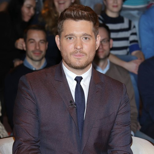 Michael Buble Sheds Tears About New Tour