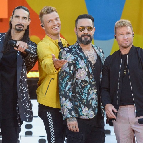 Backstreet Boys: 'our Chemistry Is Coming Back'