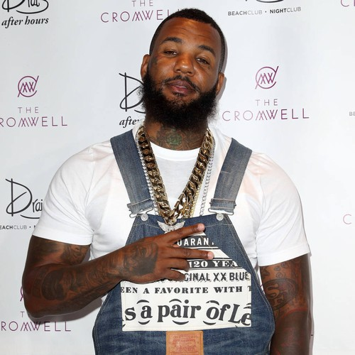 The Game Boasts About Kim Kardashian Sex Session On New Album Track