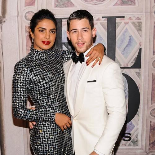 Nick Jonas & Priyanka Chopra Celebrate Two-month Wedding At Family Party