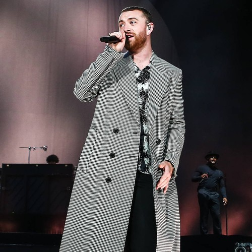 Sam Smith Couldn't Look At His Oscar For Years