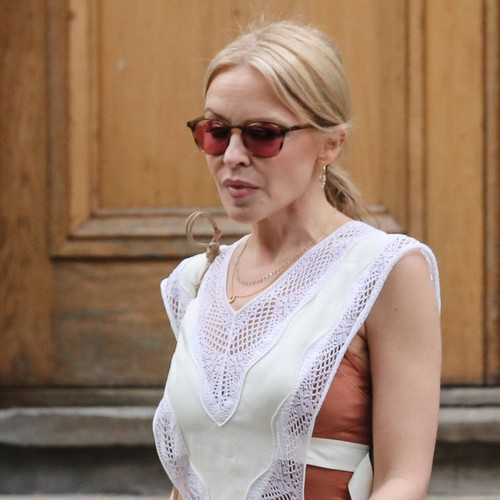 Kylie Minogue Calls Police Over Stalker