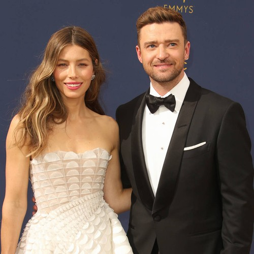 Jessica Biel Caught Napping Ahead Of Justin Timberlake's Birthday Night Out