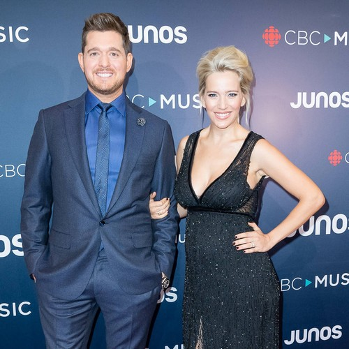 Michael Buble's Sister-in-law Tagged Along To Early Dates With His Now-wife