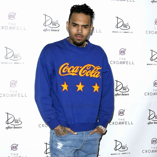 Chris Brown Ignoring The Rape 'lies' To Focus On Work