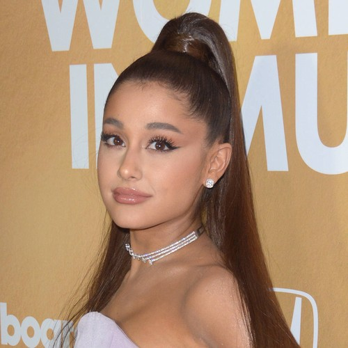 Ariana Grande Not Interested In Tattoo Removal Deal - Music News