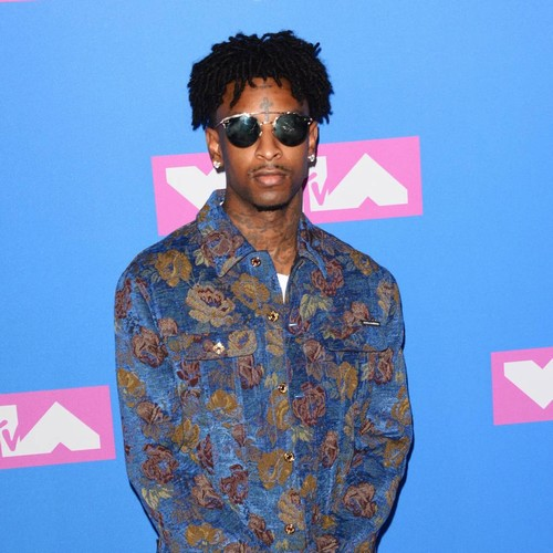 21 Savage Arrested For Allegedly Overstaying Visa