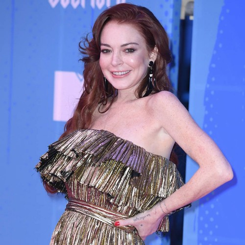Lindsay Lohan Eager To Have Miley Cyrus Appear On Reality Series