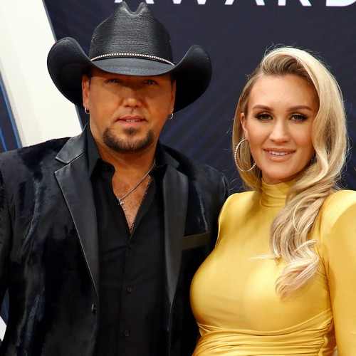 Jason Aldean Becomes A Father Of Four After Baby Daughter Navy's Arrival
