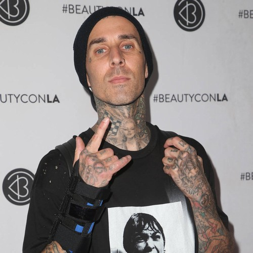 Travis Barker So Relieved He Didn't Have To Spend A Week Travelling To Doomed Fyre Festival